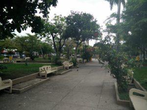 Park in Liberia (Parque Mario Cañas Ruiz)