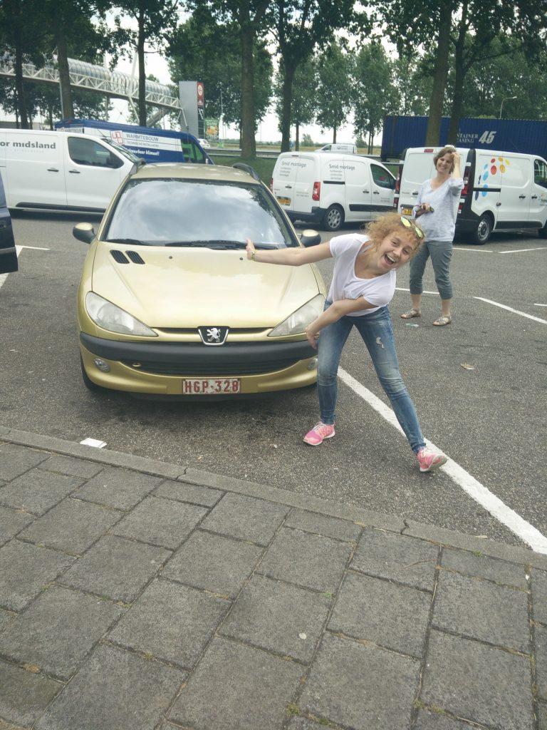 Ellen's cars