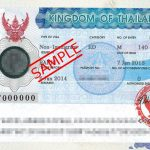 Get your Tourist Visa for Thailand in Amsterdam