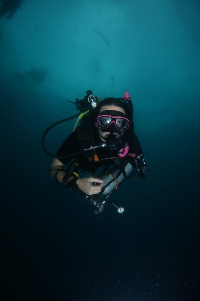 PADI Self Reliant Diver Course