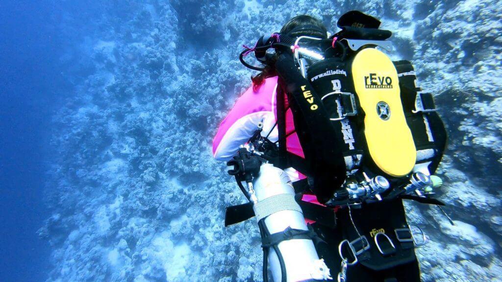 Tech diving in Safaga