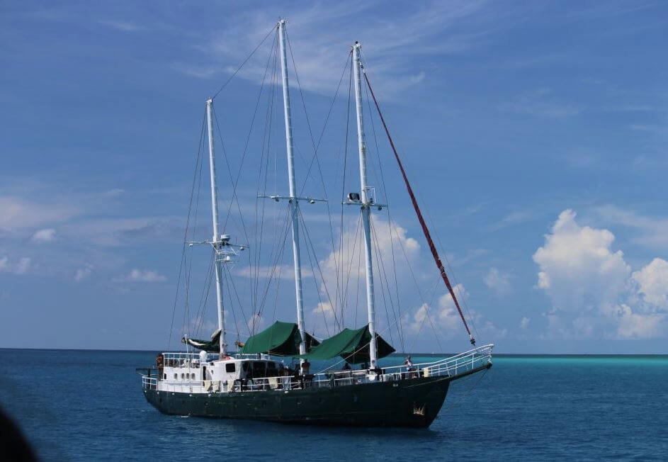 Dive report: Juliet Liveaboard in the Bahamas