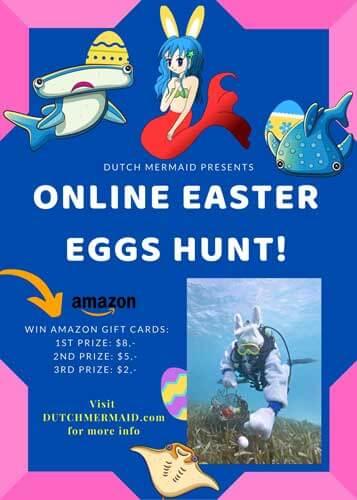 Online Easter Eggs Hunt! WIN!!