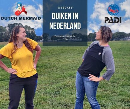 PADI Regional Diving Webcast 2020 The Netherlands