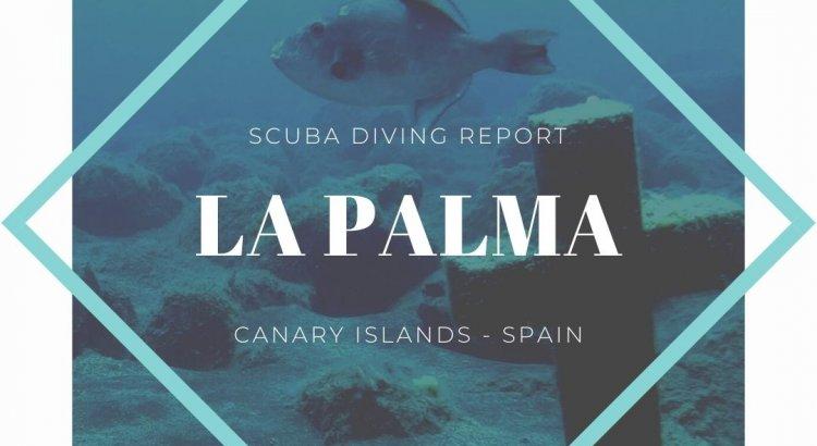 Scuba Diving Report La Palma